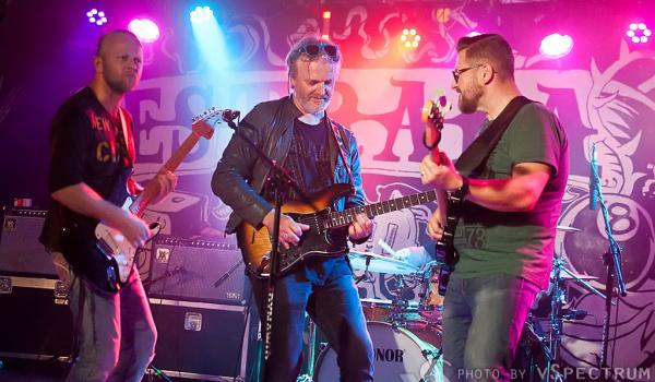 Going.   SOLID ROCK - tribute Dire Straits band w Łodzi - Keja Pub