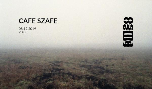 Going. | OSMA w Cafe Szafe - Cafe Szafe