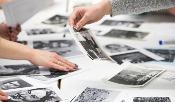 Going. | O kobiecej orkiestrze z Birkenau | warsztaty herstoryczne - Muzeum Historii Żydów Polskich POLIN