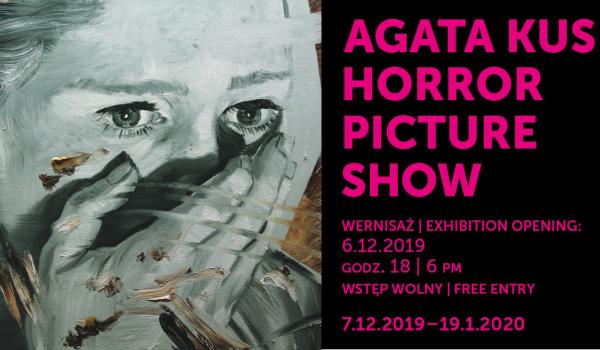 Going. | Agata Kus - Horror Picture Show - Galeria Bunkier Sztuki