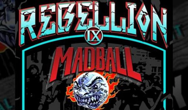 Going.   Madball - Rebellion Tour IX   Wrocław - Zaklęte Rewiry