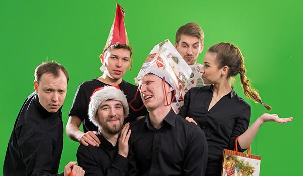 Going. | Wieczór gier komedii improwizowanej - edycja świąteczna - AK PG Kwadratowa
