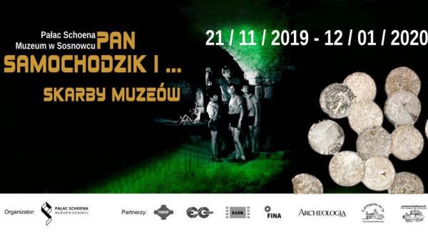 Going. | Nocny maraton filmowy z Panem Samochodzikiem - Pałac Schoena - Muzeum w Sosnowcu
