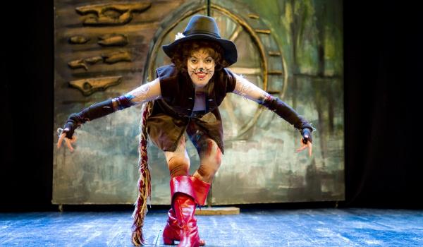 Going. | Kot w butach - Teatr Muzyczny