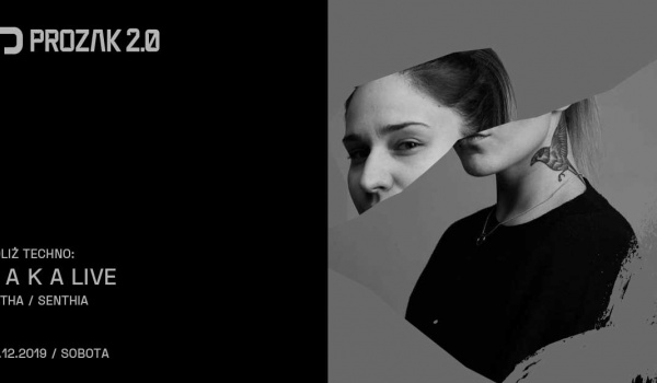 Going.   Poliż Techno x T A K A Live - Prozak 2.0
