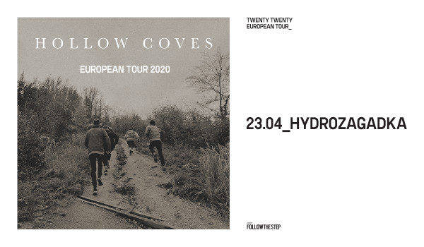 Going. | Hollow Coves [ZMIANA DATY] - Hydrozagadka