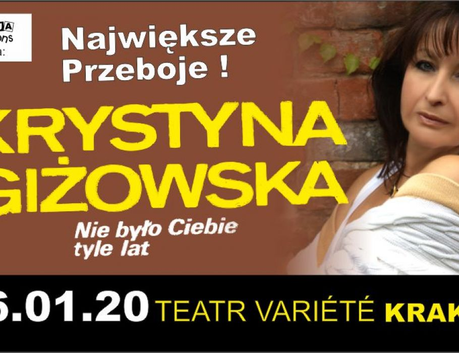 Krystyna Giżowska - Największe Przeboje