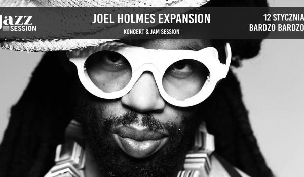 Going. | Jazz Session #75 | Joel Homles 'Expansion' - BARdzo bardzo