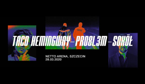 Going. | Taco Hemingway x PRO8L3M x Sokół - Netto Arena