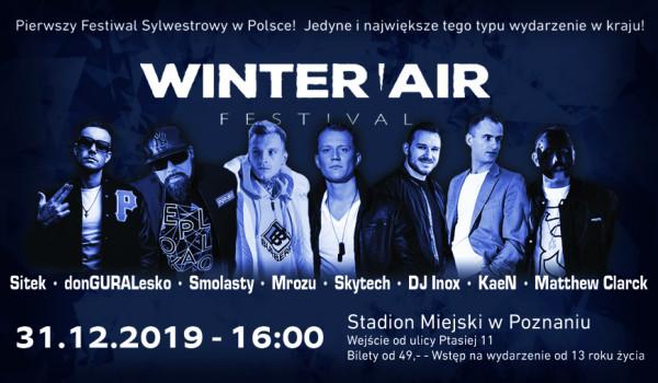 Going. | Sylwester Poznań - WinterAir Festival - Stadion Miejski w Poznaniu
