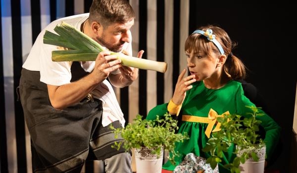 Going. | Szewczyk Dratewka czyli bajka do zjedzenia - Teatr im. H. Ch. Andersena w Lublinie
