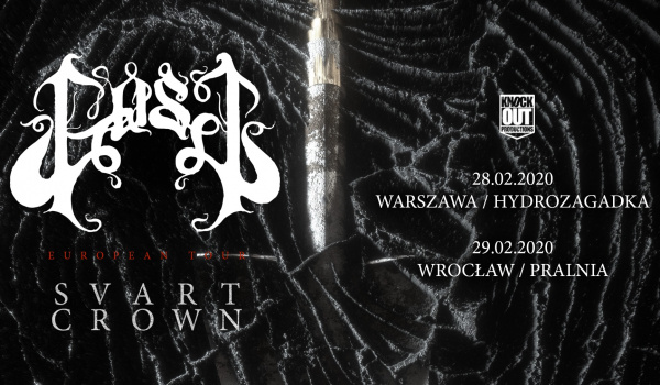 Going. | Gost + Svart Crown | Warszawa - Hydrozagadka