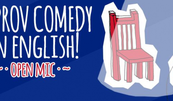 Going. | Improv comedy in English! – open stage - Cafe Szafe