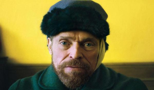 Going. | Van Gogh. U bram wieczności - Kino Studenckie Niebieski Kocyk