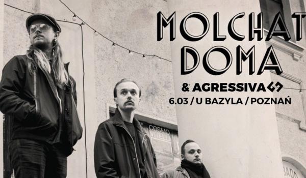 Going. | Molchat Doma & Agressiva69 | Poznań - Klub u Bazyla