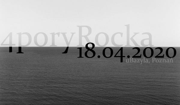 Going. | 4 Pory Rocka 2020 | Poznań - Klub u Bazyla