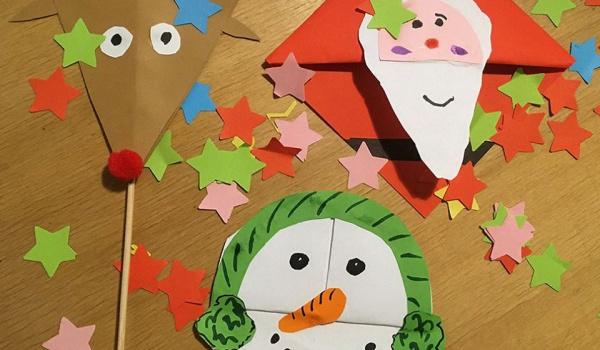 Going. | Ho! Ho! Ho! Idą Święta! Rękodzieło Bożonarodzeniowe - Centrum Kultury Dwór Artusa