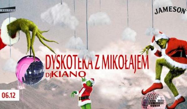 Going. | Dyskoteka z Mikołajem w/ Kiano - Dom Kultury Lublin