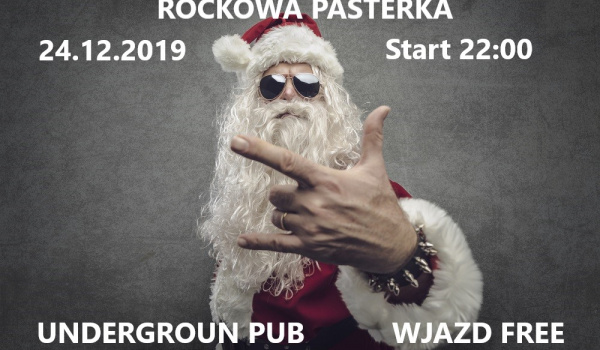 Going. | ROCKowa Pasterka w Underground Pub, Tychy - Underground Pub