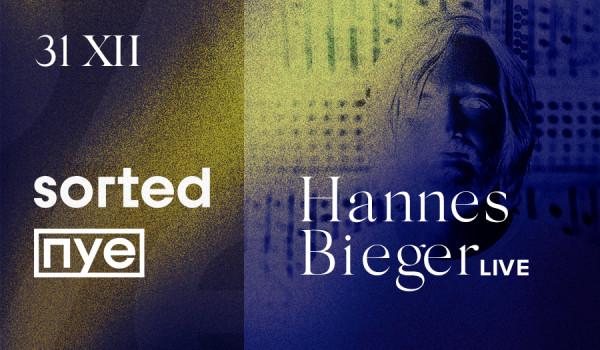 Going. | SORTED #2 NYE pres Hannes Bieger Live / 8Kays - Dom Braci Jabłkowskich