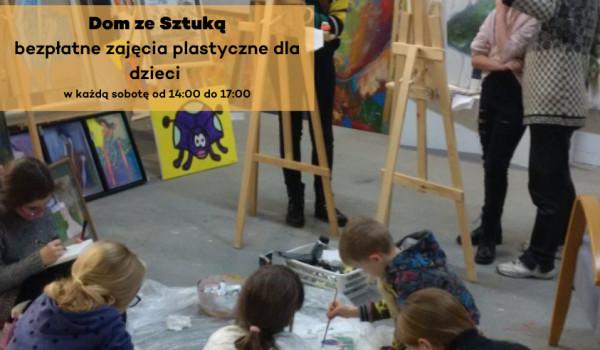 Going. | Dom ze Sztuką – zajęcia plastyczne dla dzieci - Centrum Praskie Koneser