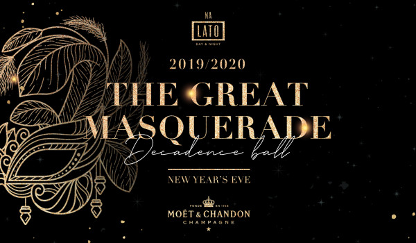 Going. | Sylwester 2020 X The Great Masquerade Decadence Ball - Na lato
