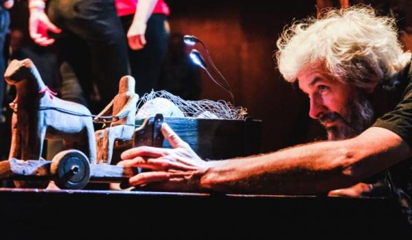 Going. | Harmonia Vulgaris - Premiera - Scena Robocza Centrum Rezydencji Teatralnej