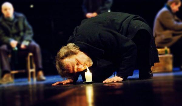Going. | Dziady - Teatr Miejski im. Witolda Gombrowicza w Gdyni