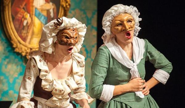 Going.   Mieszczanin szlachcicem- spektakl komedii dell'arte - Teatr Praska 52