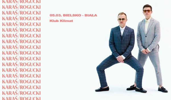 Going. | KARAŚ/ROGUCKI | Bielsko-Biała - Klub Klimat