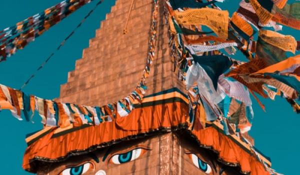 Going. | Muzyka Nepalu - warsztaty z zespołem Night / jam session | Festiwal Radio Azja - TR Warszawa