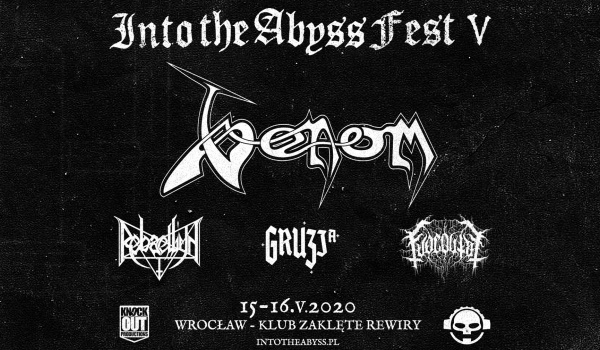 Going.   Into The Abyss Fest #5 - Zaklęte Rewiry