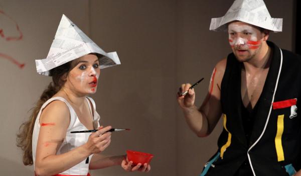 Going. | Teatr dla NAJNAJmłodszych: Pokolorowanki w Pinokiu! - Teatr Pinokio w Łodzi