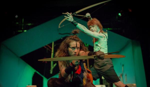 Going. | Walentynki z Astrid Lindgren: Ronja, córka zbójnika w Pinokiu! - Teatr Pinokio w Łodzi