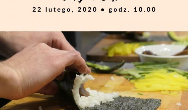 Going. | Akademia gotowania dla dzieci 8-13 lat - sushi - Przystanek11