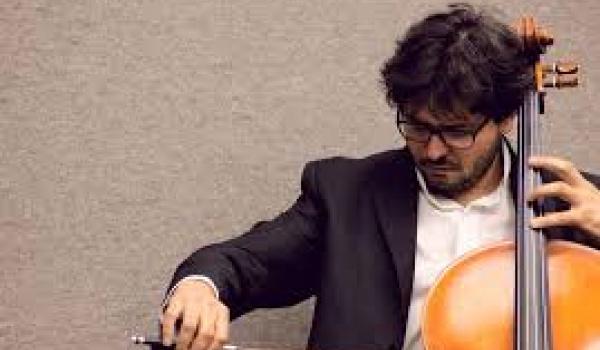 Going. | Mistrz wiolonczeli - Roberto Trainini - w repertuarze Haydna - Zamek Królewski