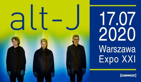 Going. | alt-J - EXPO XXI | Hala nr 4