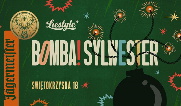 Going. | Bomba! Sylwester Liestyle* x Jagermeister - Sing Sing