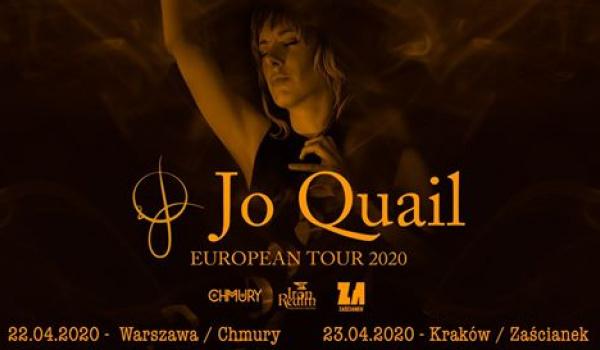 Going. | Jo-Quail | Kraków - Klub Zaścianek