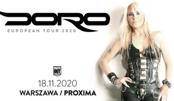 Going. | Doro | Warszawa - Proxima