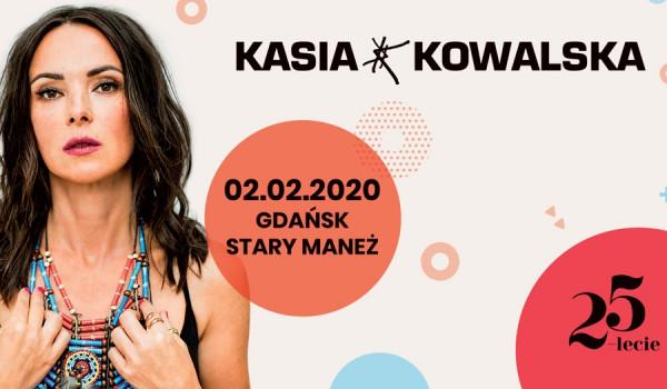Going. | Kasia Kowalska w Gdańsku - 25 lecie [ZMIANA DATY] - Stary Maneż