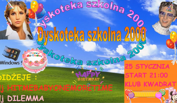 Going. | Dyskoteka Szkolna 2000 :) Urodzinowe MELO - Klub Kwadrat