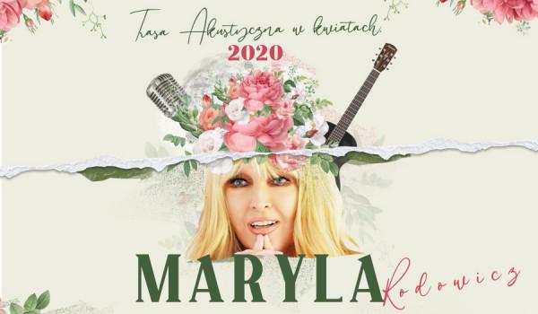 Going. | Maryla Rodowicz - koncert akustyczny | Wrocław - Sala Koncertowa Radia Wrocław