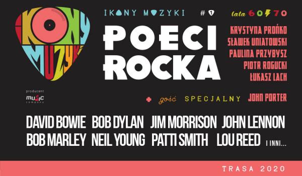 Going. | Ikony Muzyki – Poeci Rocka | Lublin [ODWOŁANE] - CSK Lublin
