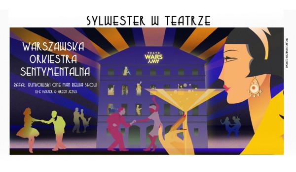 Going. | Sylwester w Teatrze [SOLD OUT] - Teatr WARSawy
