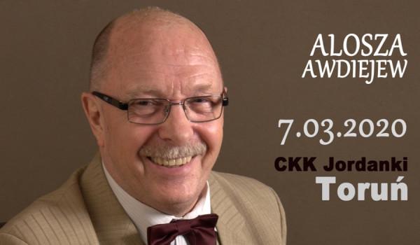 Going.   Alosza Awdiejew z zespołem - koncert jubileuszowy - Sala CKK Jordanki