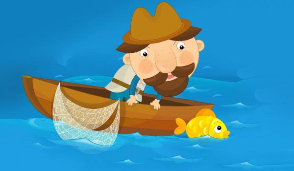 Going. | Bajka o rybaku i złotej rybce - Kujawsko-Pomorskie Centrum Kultury / KPCK
