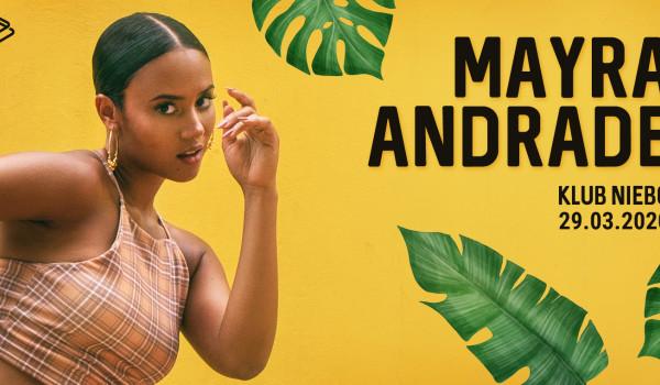 Going. | Mayra Andrade - Manga Tour 2020 - Warszawa - Niebo