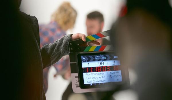 Going. | KINOferie na planie filmowy - Gdyńskie Centrum Filmowe