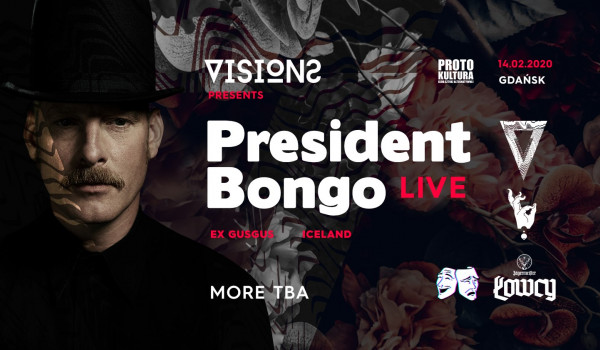 Going. | From Iceland With Love pres. President Bongo - Protokultura - Klub Sztuki Alternatywnej